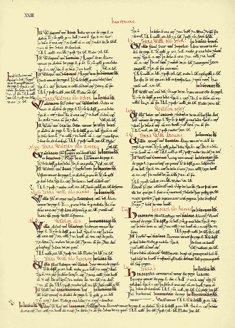 Extract from Domesday Book - Hampshire Page 23