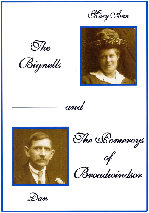 The Bignells and Pomeroys of Broadwindsor